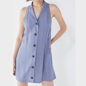 UO | Button Down Mini Dress